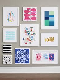 Homemade Wall Art Ideas