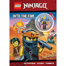 LEGO Ninjago Into The Fire