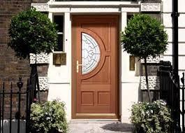 front door. Hardwood Front Doors Door N