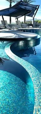 pool waterline tile ideas best for some very cool pools glass wall and finish detail apex pool tile
