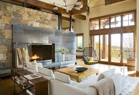 ... Creative way to use the modern rustic style [By: Studio 80 Interior  Design]