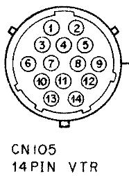 camera connectors connector diagram