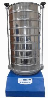 Vibrating Sieve Shaker Machine