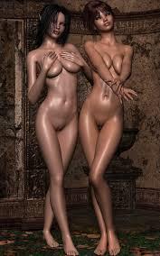 3d animi women nude