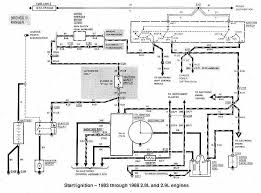 start ignition wiring diagram of ford bronco ii start ignition wiring of 1983 1988 ford bronco ii