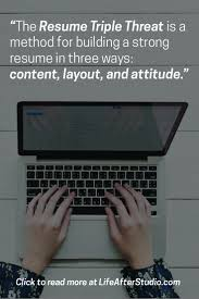 Creating A Perfect Resume Creating The Perfect Resume Is A Struggle So Weve Created The