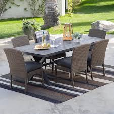 appealing patio table set 3 hampton bay dining sets fcs80198cst 64 pertaining to appealing patio dining appealing outdoor