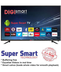 Buy DIGI SMART DIGI-32_SMART 80 cm (32) Full HD (FHD) LED Television With 1+1 Year Extended Warranty Online at Best Price in India - Snapdeal