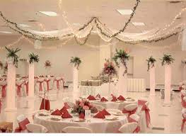 Decorated Reception Halls Wedding 2017 Wedding Trends Top 12 Greenery Wedding Decoration Ideas