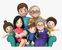 happy family cartoon images hd hd png