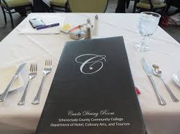 casola dining room. SCCC Table Setting. Welcome To Casola Dining Room I