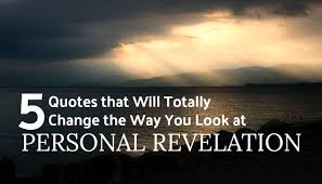 Revelation Quotes New Five Quotes That Will Totally Change The Way You Look At Personal