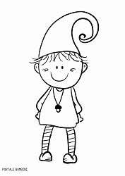 Disegno Corpo Umano Per Bambini Disegni Di Canguri Da Stampare E