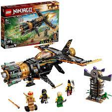 Alternate] LEGO 71736 Ninjago Coles [ 71737 Ninjago X-1 Ninja Supercar für  34,99€] - mydealz.de