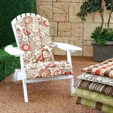 patio chair cushions round diameter in bench tufted design poly medium size seat pads decor of