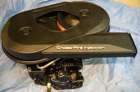 cross fire injection 1982 1984