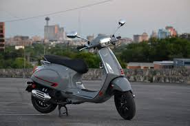 New Vespa Sprint 150 Sport - The Motorcycle Shop