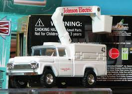 A 1959 FORD TRUCK IN 1/64 SCALE | An old racing champions di… | Flickr