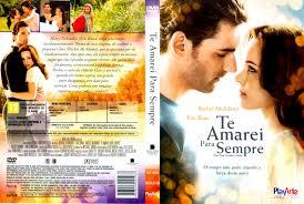 Capas Filmes de Romance: Te Amarei Para Sempre