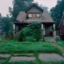 A Tour of Abandoned Houses in Detroit  TwistedSifter