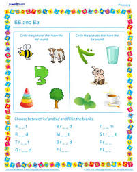 A digraph is two letters that make up one sound, for example: Ee Ea Beginner Phonics To Teach Confusing Sounds Jumpstart
