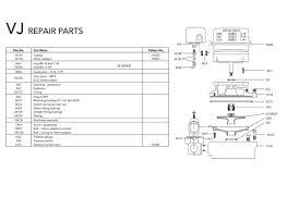 goulds jet pump diagram goulds image wiring diagram repair rebuild kit fits goulds vj10 jet pump 1 hp vj10kit on goulds jet pump diagram