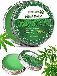 Hemp <b>Salve</b> for <b>Pain Relief</b> - Max Strength | 100% Natural <b>Ointment</b> ...