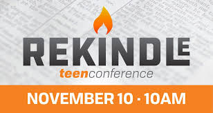 Christian teen conference 2009