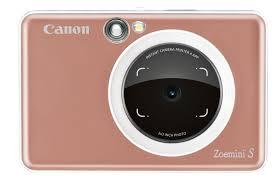 <b>Canon Zoemini S</b> Instant <b>Camera</b> (Rose Gold)