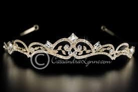 Designer Wedding Tiaras Uk Wedding Tiara With A Simple Scroll Design Beauty The