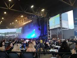 Hollywood Casino Amphitheatre Maryland Heights Section