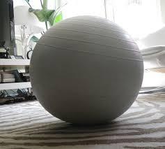 Body Ball Size Chart Stability Ball Chair Size Chart