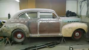 1941 chevy sedan | The H.A.M.B.