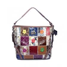 Coach Holiday Fashion Medium Brown Shoulder Bags DMB