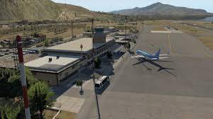 Lgsm Samos Airport Greece Scenery Packages V11 V 10 V9