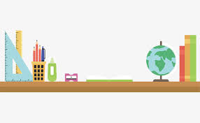 neat office supplies. A Neat Desk, Vector Png, Office Supplies PNG And