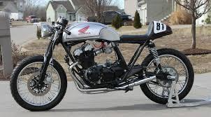 honda cafe racer honda cb 750 cafe racer way2speed