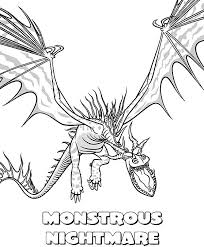 Small Picture Coloring Pages Of How To Train Your Dragon Coloring Pages