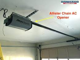 remarkable allister garage door opener type iia remote