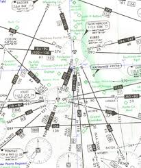 Instrument Flight Rules Ifr Enroute High Altitude Charts