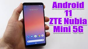 Install Android 11 on ZTE Nubia Mini 5G ...