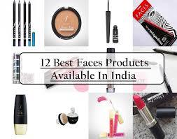 best faces cosmetics s in india