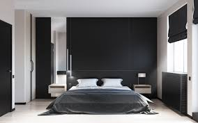 black bedroom. Black Bedroom Furniture And Paint A