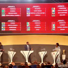 قرعة تصفيات أفريقيا لكأس العالم 2022: مجموعات سهلة للجزائر والمغرب وتونس  ومصر