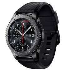 Đồng hồ thông minh Samsung Gear S3 Frontier (Đen) - Hãng phân phối chính  thức giá rẻ