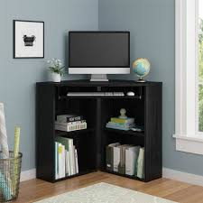 home office black desk. Home Office Black Desk S