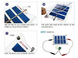 diy educational science solor energy panel kit wind turbine vehicle car toy kit