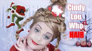 costumes costumes how the grinch stole whos hair costumes whoinspired makeup you whoinspired how