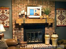 decorative fireplace mantels ideas decoration for mantel