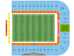 Seattle Sounders Seating Chart With Rows Derbybox Com Seattle Sounders Fc At San Jose Earthquakes